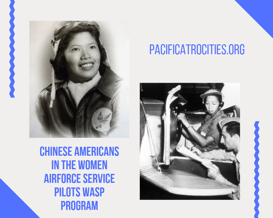 Chinese Americans in WASP