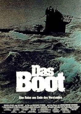 World War II Movies With Academy Award and/or Golden Globe Awards: Das boot.