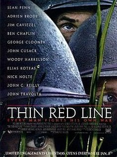World War II Movies With Academy Award and/or Golden Globe Awards: the thin red line