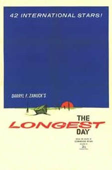 World War II Movies With Academy Award and/or Golden Globe Awards: the longest day.