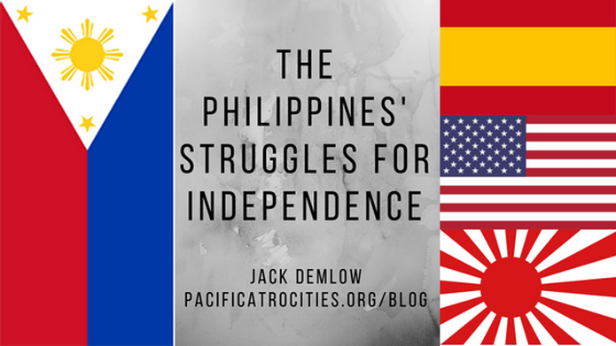 The Philippines' struggles for independence