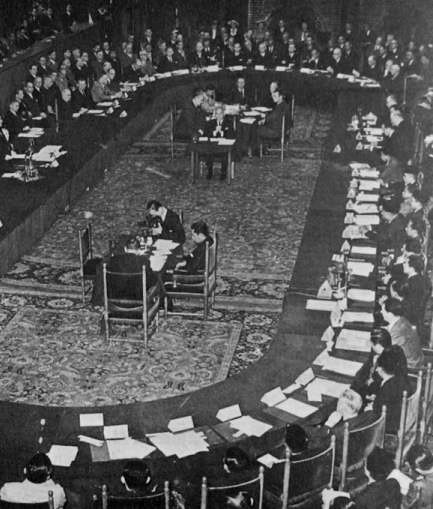 While August 1945 is recognized by Indonesians as its date of independence, the United Nation and Netherlands recognizes 1949 as the official date as per the Dutch-Indonesian Round Table Conference held in The Hague, Netherlands under the observance of various parties including the United States, China, Belgium, and the U.N.