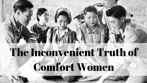 The inconvenient truth of comfort women