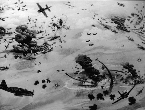The highest casualty count was in Okinawa, where about 5,000 U.S. Navy men were killed in a single battle. Throughout its course, Kamikaze attacks managed to sink 200 ships and caused over 15,000 casualties during the onslaught of the war.