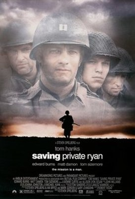 World War II Movies With Academy Award and/or Golden Globe Awards:Saving private ryan