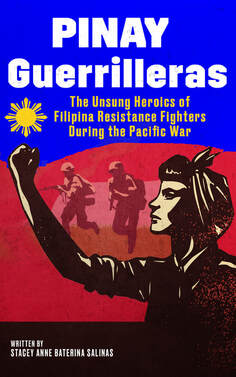 Book cover of Pinay Guerrilleras