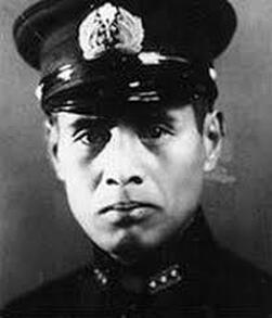 Japanese Naval Captain Motoharu Okamura suggested the usage of crash-dive attacks to swing the war in Japan's favor.