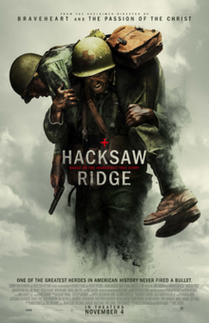 World War II Movies With Academy Award and/or Golden Globe Awards: Hacksaw Ridge