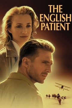 World War II Movies With Academy Award and/or Golden Globe Awards: The English Patient