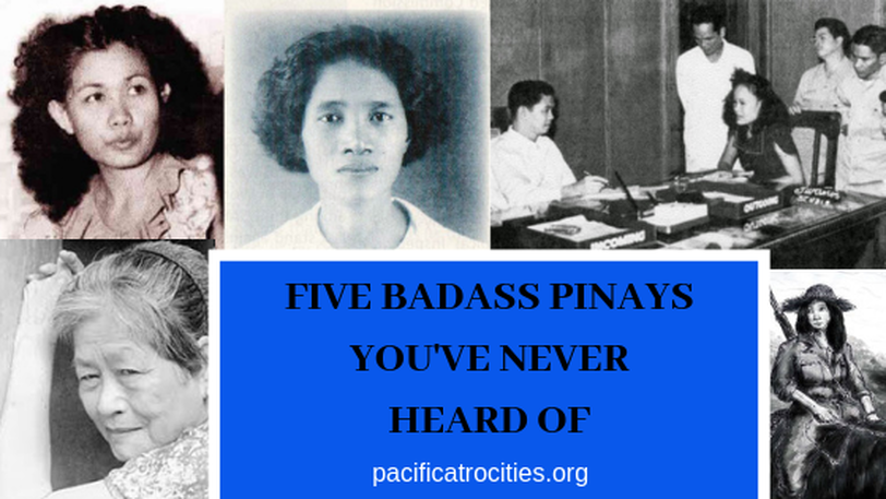 Five badass pinays you've never heard of