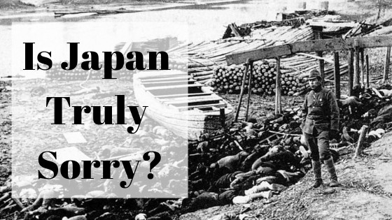 Is Japan Truly Sorry?