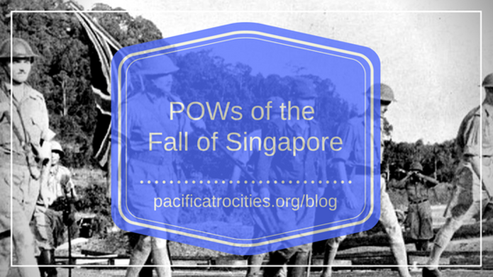 POWs of the Fall of Singapore