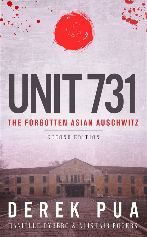 Book cover of Unit 731