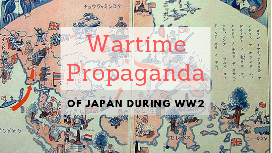 Wartime Propaganda of Japan during world war 2
