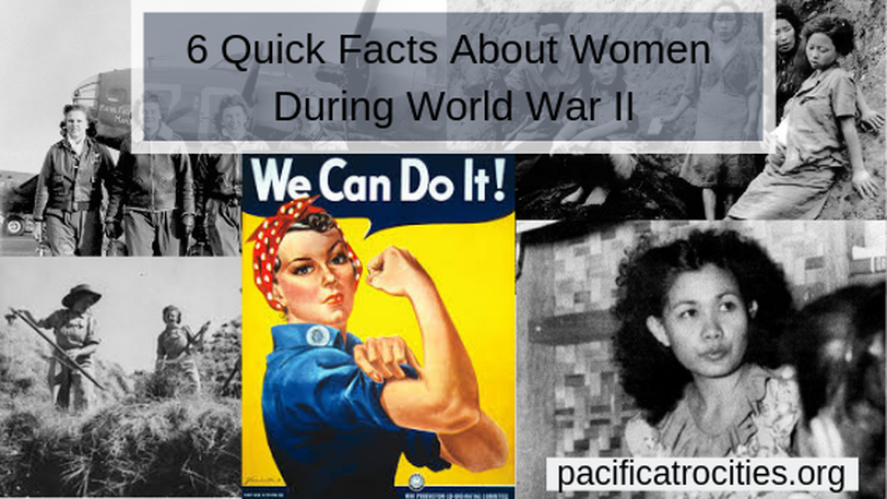 women during ww2