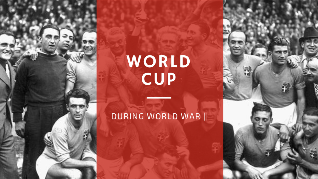 World Cup during world war 2